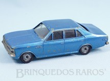 Brinquedos Antigos - Esmaltearte - Chevrolet Opala 3800 Luxo 1971 Década de 1970
