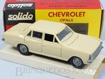 1. Brinquedos antigos - Solido-Brosol - Chevrolet Opala camurça Fabricado pela Brosol Un Solido fait seulement au Brésil Solido brésilienne Década de 1970