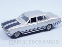 1. Brinquedos antigos - Solido-Brosol - Chevrolet Opala SS prata Fabricado pela Brosol Un Solido fait seulement au Brésil Solido brésilienne Década de 1970