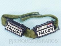 1. Brinquedos antigos - Estrela - Cinto do Soldado Série Clássicos Falcon Edição 1994
