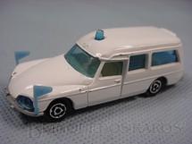 1. Brinquedos antigos - Majorette - Citroen DS 21 Ambulance