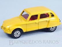 1. Brinquedos antigos - Corgi Toys-Corgi Jr. - Citroen Dyane amarelo Corgi Jr