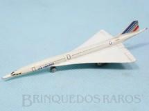 1. Brinquedos antigos - Schuco - Concorde Air France com 12,00 cm de comprimento Década de 1980