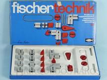 1. Brinquedos antigos - Fischer  - Conjunto de Montar Fischer Technik número 30 Década de 1970