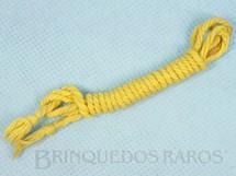 Brinquedos Antigos - Estrela - Corda Amarela Aventura Mochila de Campanha Série 1978