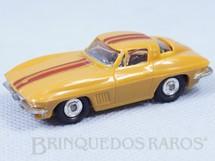 1. Brinquedos antigos - Lindberg - Corvette Stingray com 6,50 cm de comprimento Década de 1970