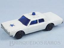 1. Brinquedos antigos - Esdeco - Cruiser Muky Superveloz cópia do Police Cruiser lançado pela Hot Wheels em 1969 Década de 1970