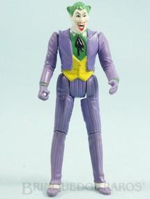 1. Brinquedos antigos - Estrela - Curinga articulado Coleção Super Powers Ano 1987