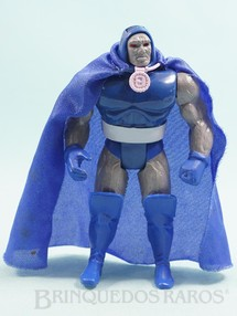1. Brinquedos antigos - Estrela - Darkseid articulado completo com Capa Coleção Super Powers Ano 1988