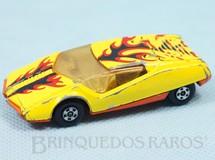 Brinquedos Antigos - Matchbox - Datsun 126 X Superfast flames tempa