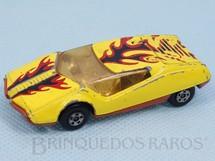 1. Brinquedos antigos - Matchbox - Datsun 126 X Superfast flames tempa