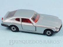 1. Brinquedos antigos - Matchbox - Datsun 260Z 2+2 Superfast prata