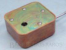 1. Brinquedos antigos - Estrela - Dispositivo de Movimento em Plástico marmorizado dos Bebês Soneca da Estela Década de 1960
