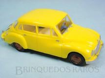 1. Brinquedos antigos - Atma - DKW Vemag Sedan com 17,00 cm de comprimento Montada de fábrica Coleção Carlos Augusto Década de 1970