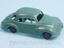 Brinquedos Antigos - Sem identificação - DKW Vemag Sedan com 6,00 cm de comprimento Década de 1950