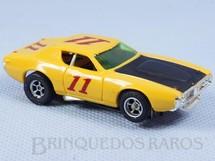1. Brinquedos antigos - Aurora - Dodge Charger Série AFX Model Motoring Década de 1970
