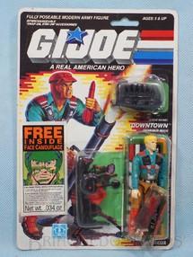 1. Brinquedos antigos - Hasbro - Downtown completo Blister lacrado Ano 1988