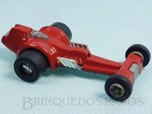 Brinquedos Antigos - Tonka - Rico - Dragster Strip Whip com 8,5 cm de comprimento Série Tonka Tote versão espanhola Carroceria de plástico Década de 1970