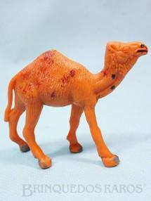1. Brinquedos antigos - Casablanca e Gulliver - Dromedário Série Zoológico Década de 1960