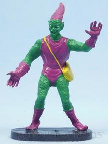 1. Brinquedos antigos - Casablanca e Gulliver - Duende Verde de plástico pintado Década de 1970