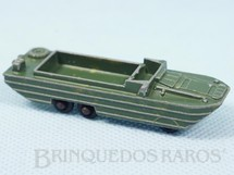 1. Brinquedos antigos - Matchbox - D.U.K.W. Black Plastic Regular Wheels