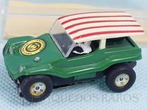 1. Brinquedos antigos - Aurora - Dune Buggy Série Thunder Jet 500 Model Motoring Década de 1960