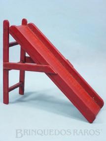 1. Brinquedos antigos - Balila - Escorregador do Conjunto Escolinha do Professor Coelho com 13,00 cm de altura Década de 1960