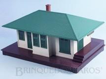 Brinquedos Antigos - Lionel - Estação 132 Passenger Station Ano 1949 a 1955