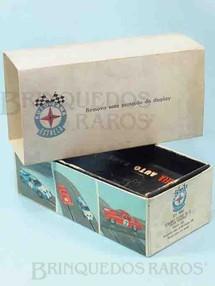 1. Brinquedos antigos - Estrela - Estrela Caixa Auto-Rama para todos os carros 1:32 do Ano 1968 Ford GT Mustang Cheetah GT Chaparral Lotus 38 Ferrari e Berlineta