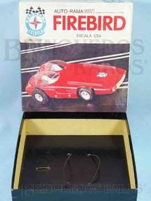1. Brinquedos antigos - Estrela - Estrela Caixa Auto-Rama Firebird Escala 1:24 Ano 1968