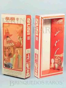 1. Brinquedos antigos - Estrela - Estrela Caixa Boneca Susi Ano 1977 a 1980