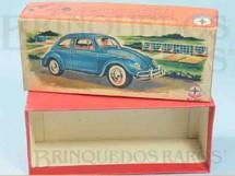 1. Brinquedos antigos - Estrela - Estrela Caixa Volkswagen Sedan Ano 1960