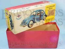 1. Brinquedos antigos - Estrela - Estrela Caixa Volkswagen Sedan Ano 1965
