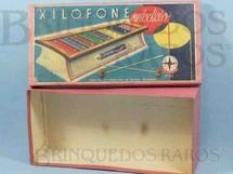 1. Brinquedos antigos - Estrela - Estrela Caixa Xilofone Melodioso Ano 1959
