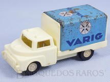 Brinquedos Antigos - Glasslite - Expressinho Glasslite Varig D�cada de 1980