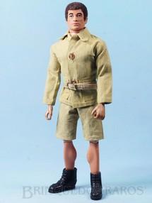 1. Brinquedos antigos - Estrela - Falcon Aventura Explorador do Deserto completo com 4 itens Edição 1977 Preço sem o Boneco