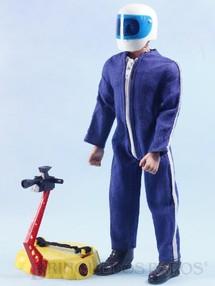Brinquedos Antigos - Estrela - Falcon Aventura Reconhecimento Aéreo Fotonave em Território Inimigo 100% original completo com 4 itens Edição 1977 Preço sem o Boneco RESERVED***CA***