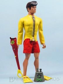 1. Brinquedos antigos - Estrela - Falcon Aventura Resgate do Míssil Atômico Detector da Ameaça Explosiva 100% original completo com 6 itens Edição 1977 Preço sem o Boneco