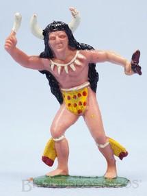Brinquedos Antigos - Casablanca e Gulliver - Feiticeiro da tribo Casablanca numerado 101