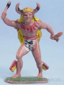 1. Brinquedos antigos - Casablanca e Gulliver - Feiticeiro da tribo Década de 1960