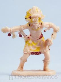 1. Brinquedos antigos - Casablanca e Gulliver - Feiticeiro de Tribo Distribuído pela Trol e pela Viocena Década de 1970