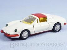 1. Brinquedos antigos - Norev-Jet Car - Ferrari 246 GTS Norev brésilienne Década de 1970