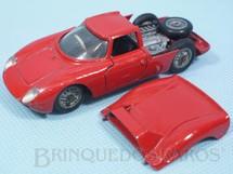 1. Brinquedos antigos - Mercury - Ferrari 250 Le Mans Ano 1966