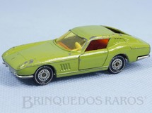 1. Brinquedos antigos - Siku-Rei - Ferrari Berlinetta 275 GTB verde Brasilianische Siku Alfema