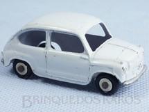 1. Brinquedos antigos - Mercury - Fiat 600 Década de 1960
