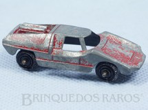 1. Brinquedos antigos - Tootsietoy - Fiat Abarth com 6,00 cm de comprimento Década de 1960