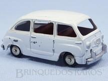 1. Brinquedos antigos - Mercury - Fiat 600 M Década de 1960