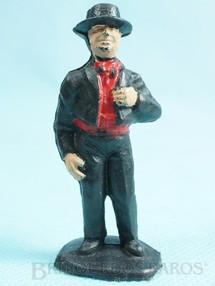 Brinquedos Antigos - Casablanca e Gulliver - Figura do Bernardo S�rie O Zorro distribu�do pela Trol D�cada de 1970