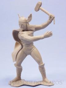 1. Brinquedos antigos - Atma - Figura do Thor com 17,00 cm de altura Década de 1970
