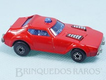 1. Brinquedos antigos - Matchbox - Fire Chief Superfast